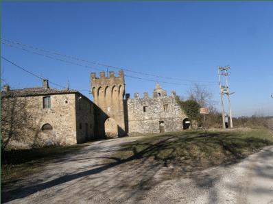"""La """"porta di Orvieto"""""""
