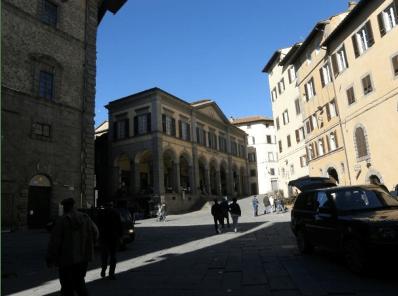 centro storico di Cortona